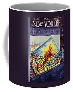 New Yorker February 03 1962 Coffee Mug