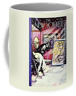 New Yorker February 11 1950 Coffee Mug