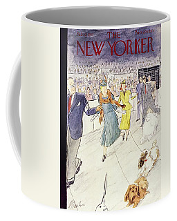 New Yorker February 12 1955 Coffee Mug