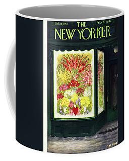 New Yorker February 14 1953 Coffee Mug