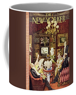 New Yorker February 4 1950 Coffee Mug