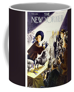 New Yorker February 9 1952 Coffee Mug