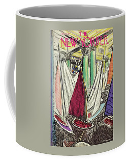 New Yorker January 11 1941 Coffee Mug