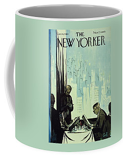 New Yorker January 16 1960 Coffee Mug