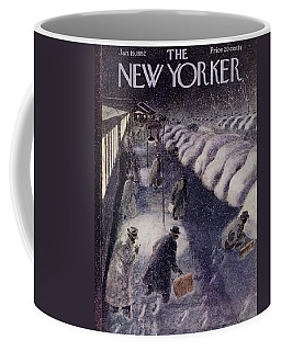 New Yorker January 19 1952 Coffee Mug