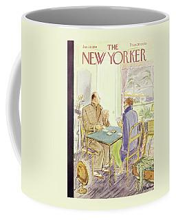 New Yorker January 23 1954 Coffee Mug