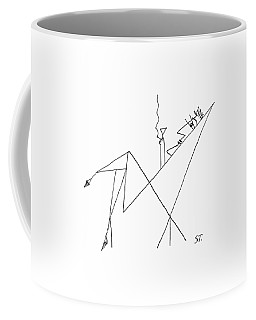 New Yorker January 26th, 1957 Coffee Mug