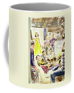New Yorker January 7, 1950 Coffee Mug