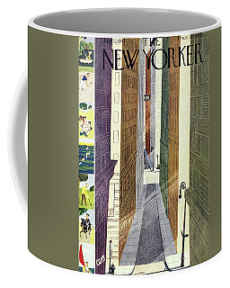 New Yorker July 5th, 1947 Coffee Mug