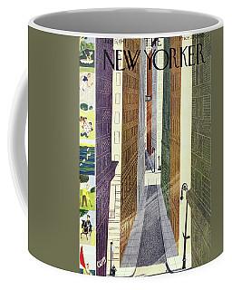 New Yorker July 5th, 1947 Coffee Mug