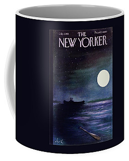 New Yorker July 7 1951 Coffee Mug