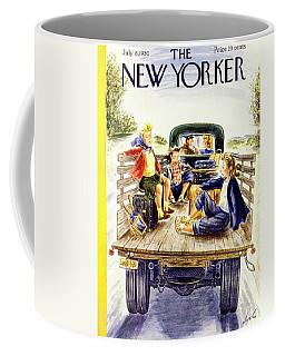 New Yorker July 8 1950 Coffee Mug