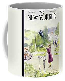 New Yorker June 4 1949 Coffee Mug