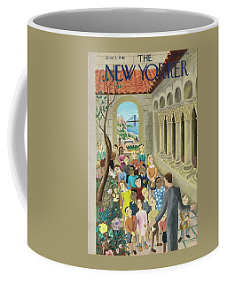 New Yorker June 7 1941 Coffee Mug