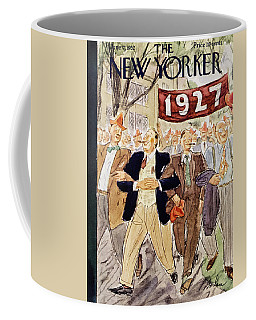 New Yorker June 7 1952 Coffee Mug