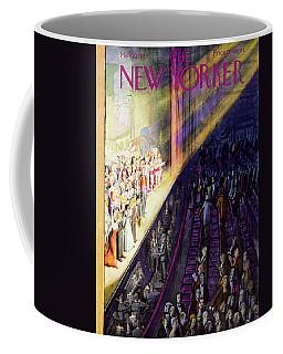 New Yorker March 10 1956 Coffee Mug