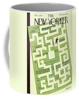 New Yorker March 15 1947 Coffee Mug