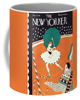 New Yorker March 27th, 1926 Coffee Mug