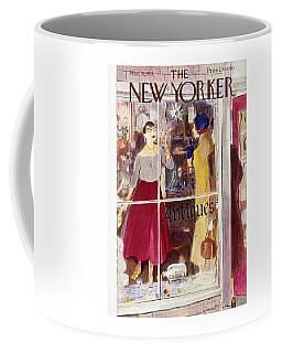 New Yorker March 31 1951 Coffee Mug