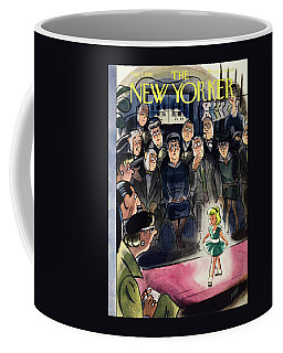 New Yorker March 7 1953 Coffee Mug