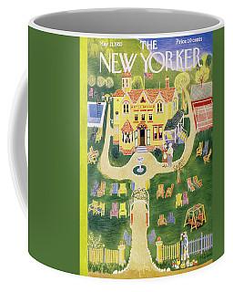 New Yorker May 21 1955 Coffee Mug
