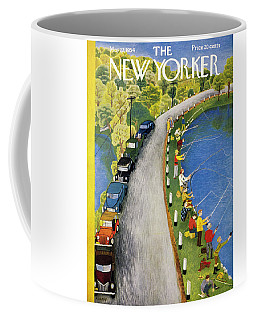 New Yorker May 22 1954 Coffee Mug