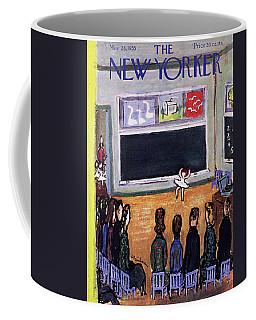 New Yorker May 28 1955 Coffee Mug