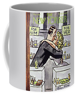 New Yorker May 4 1957 Coffee Mug