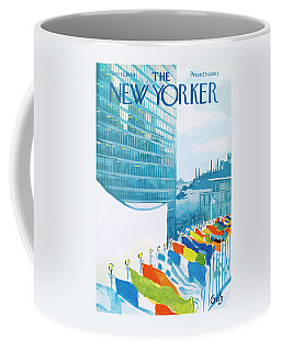New Yorker November 14th, 1964 Coffee Mug