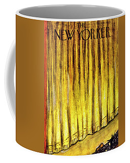 New Yorker November 6 1954 Coffee Mug