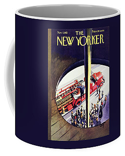 New Yorker November 7 1953 Coffee Mug