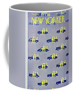 New Yorker November 7 1959 Coffee Mug