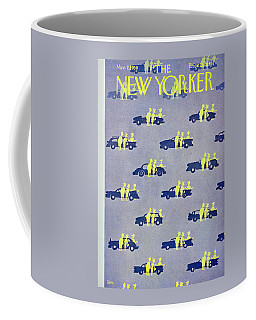 New Yorker November 7 1959 Coffee Mug