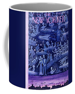 New Yorker October 24 1953 Coffee Mug
