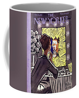 New Yorker October 25 1952 Coffee Mug