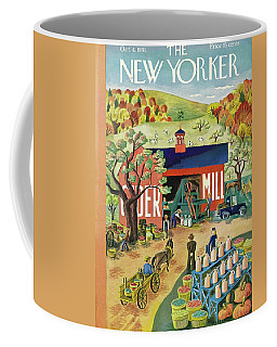 New Yorker October 4 1941 Coffee Mug