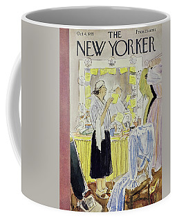 New Yorker October 4 1958 Coffee Mug