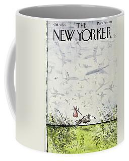 New Yorker October 4 1976 Coffee Mug