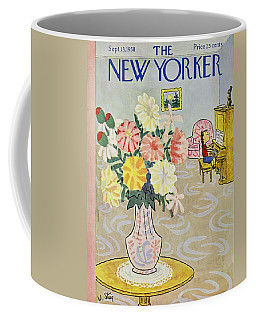 New Yorker September 13 1958 Coffee Mug