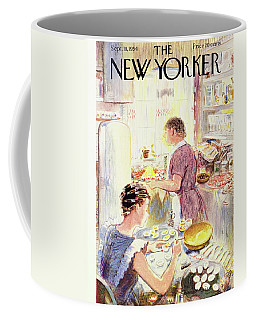 New Yorker September 18 1954 Coffee Mug