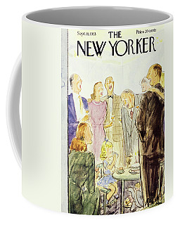New Yorker September 19 1953 Coffee Mug