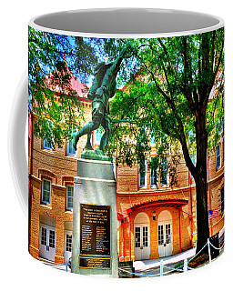 Coffee Mug featuring the photograph Newberry Opera House by Lisa Wooten