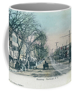 Newburgh Broadway - 04 Coffee Mug