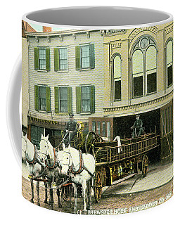 Newburgh Broadway - 07 Coffee Mug