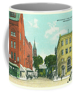 Newburgh Broadway - 10 Coffee Mug