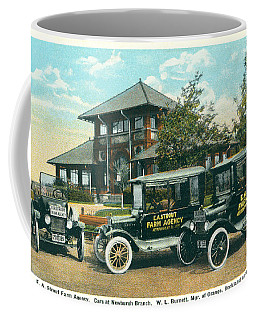 Newburgh Downing Park - 22 Coffee Mug