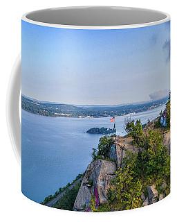 Newburgh From Breakneck Ridge Coffee Mug