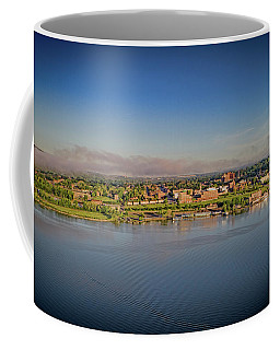 Newburgh, Ny From The Hudson River Coffee Mug