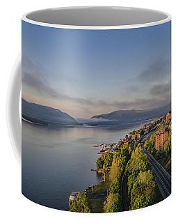 Newburgh Waterfront Looking South Coffee Mug