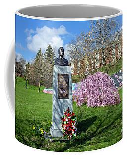 Newburgh's Dr. Martin Luther King Memorial Coffee Mug